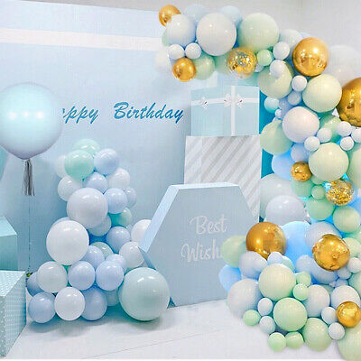 $15.97 • Buy 126PCS Balloon Arch Set Birthday Wedding Baby Shower Ballon Kit Party Decor USA