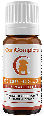 CaniComplete Calming Aid For Nervous Dogs, Cats, Bach Pet Rescue Remedy - Fear, • 27.57£