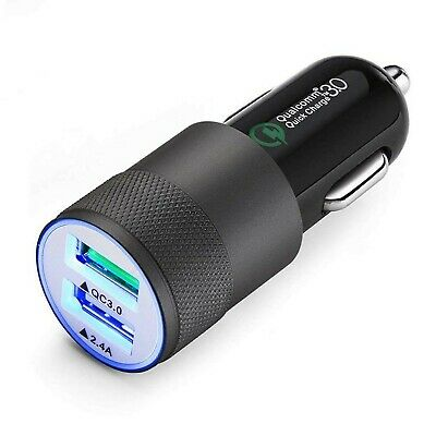 $ CDN33.12 • Buy Eleckey USB Car Charger For Samsung Galaxy S10/S9/S8/Plus/Note 9/Note 8, IPho...