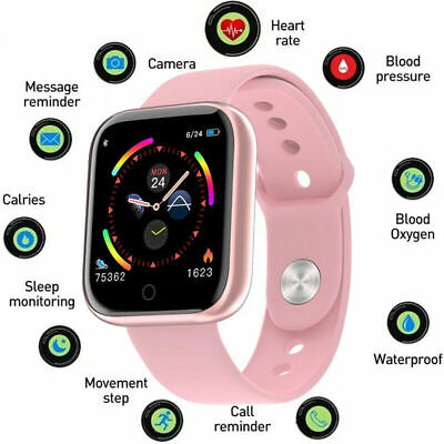 AU36.33 • Buy Waterproof Bluetooth Parameter Smart Watch For IPhone Samsung Men Women Kids