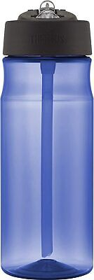 Thermos Hydration Water Bottle With Straw, Blue, 530 Ml • 18.11£