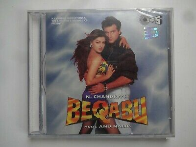 BEQABU ~ Bollywood Soundtrack Hindi CD ~ Anu Malik ~ 1995 ~ New • 2.95£