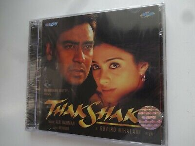 THAKSHAK ~ 2-Disc Bollywood Soundtrack Hindi CD ~ A R Rahman ~ 1999 ~ New • 17.95£