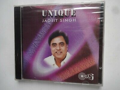 JAGJIT SINGH ~ UNIQUE ~ Not Bollywood Soundtrack / Hindi Ghazals CD ~ 1996 • 14.95£