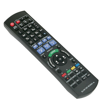 AU21.99 • Buy Remote Control Replace For Panasonic N2QAYB000757 DMRBWT720 DMRBWT820 DVD Player