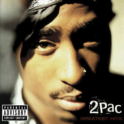 2Pac - Greatest Hits (2xCD, Comp) • 7.99£