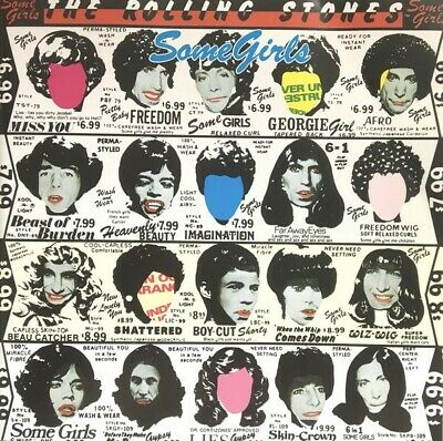 The Rolling Stones- Some Girls (Remastered) (2009) *BRAND NEW* • 9.50£
