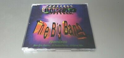 Luxor - The Big Bang 1994 German Import 1994 Cd Single Classic Trance! • 3.99£