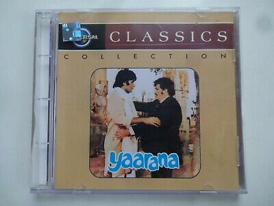 YAARANA ~ Bollywood Soundtrack Hindi CD ~ Rajesh Roshan ~ 2003 • 9.95£