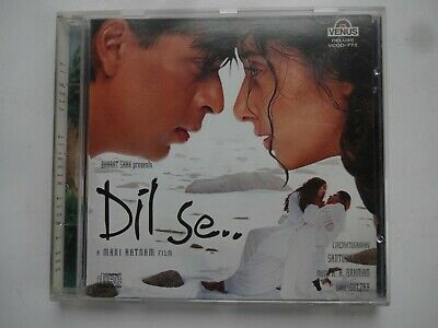 DIL SE ~ Bollywood Soundtrack Hindi CD ~ A R Rahman ~ 1998 • 19.95£
