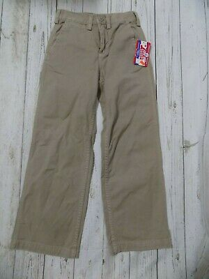 £8.70 • Buy New Old Stock Girls Lucky Brand Dungarees Chinos Khaki Pants