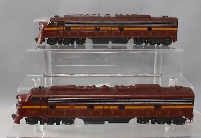 $ CDN279.66 • Buy Custom O Scale 2-Rail Cast With Brass Details PRR AA Diesel Set #5766/#5767