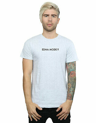 Disney Men's The Incredibles Edna Mode T-Shirt • 16.99£