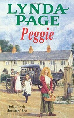 £2.86 • Buy Peggie By Lynda Page Book The Cheap Fast Free Post