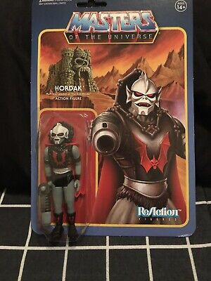 $25 • Buy Masters Of The Universe Reaction Figures Hordak
