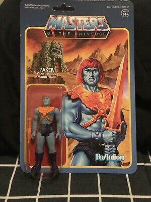 $25 • Buy Masters Of The Universe Reaction Figures Faker