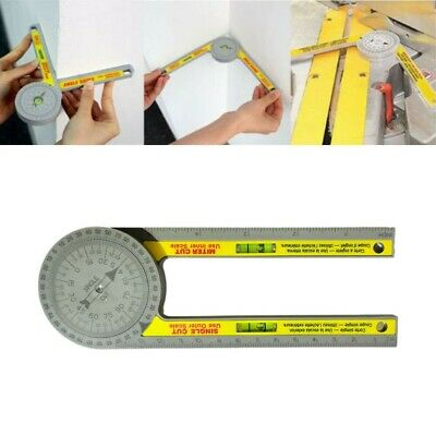 Pro Table Saw Miter Gauge Protractor   Starret Angle Finder Measuring Tool Use • 6.89£