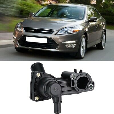 FORD FOCUS TRANSIT CONNECT GALAXY MONDEO 1.8 TDCi THERMOSTAT HOUSING COMPLETE • 4.99£