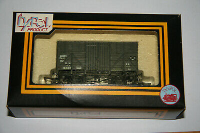 Dapol OO B81 - GWR 12T Grey 'Goods Fruit Van' 134149 'return To Weymouth' - VGC • 12.50£