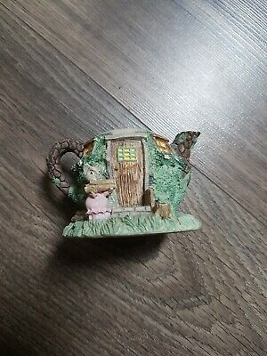 £4 • Buy Mini Cottage Teapot With Mouse
