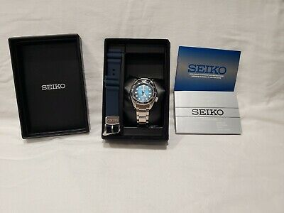 $ CDN1450 • Buy Seiko SPB083J1 / SBDC065 Prospex Diver, Baby MM Great Blue Hole Limited Edition