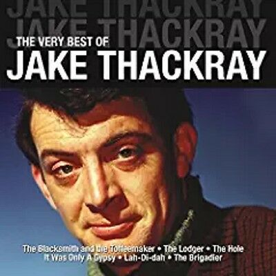 Jake Thackray The Very Best Of CD NEW SEALED 2003 • 4.99£
