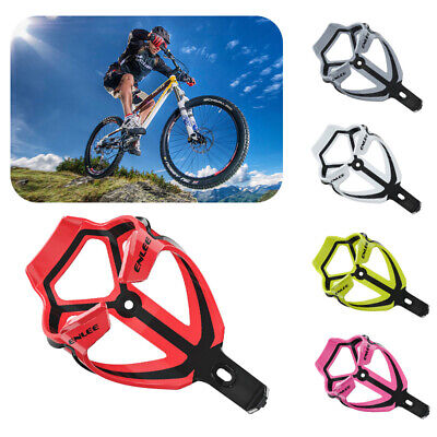 Holder Glass Fiber Cycling Bicycle Bottle Bike Water Cage Rack Drink Holding • 6.85£