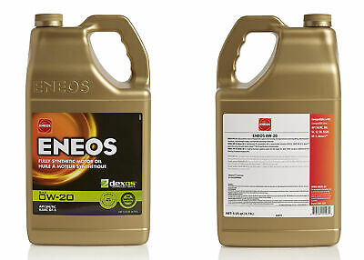 $ CDN56.38 • Buy Eneos ENEO-025 0W20 Full Synthetic Engine Oil, 5 Quart, 1 Pack New Free Shipping