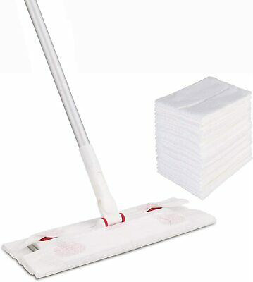 Wood Tile Laminate Floor Cleaner Static Cleaning Mop W30PC Disposable Dry Wipes  • 13.99£
