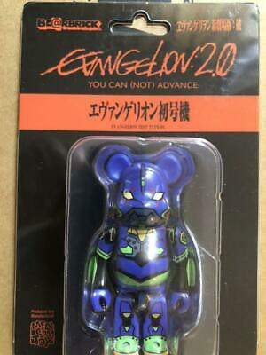 $96.53 • Buy Be Rbrick Bearbrick Evangelion First Machine Overall Height About 70Mm