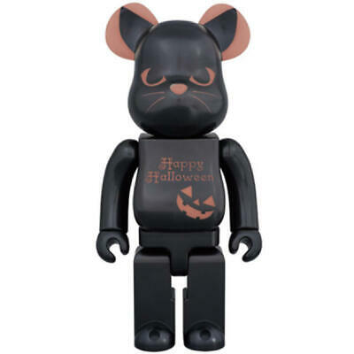 $292.86 • Buy Mint Limited Directly Managed Stores 2016 Halloween Red Ver. 400 Bearbrick