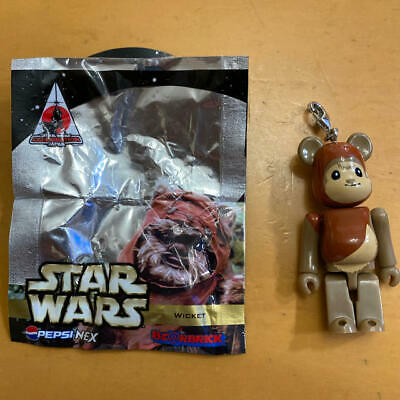 $73.66 • Buy Pepsi Limited Bearbrick Star Wars Wicket Novelty