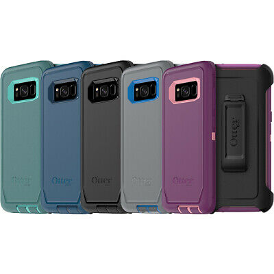 $ CDN32.94 • Buy OtterBox For Samsung Galaxy S8 [Defender Series] Case Cover Belt Clip Tough Dual