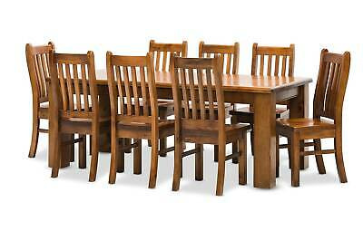 AU325 • Buy 8 Seater Timber Dining Table