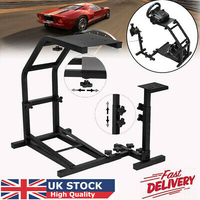 Steering Wheel Stand Racing Simulator Gt Gaming For Ps4 Logitech G29 G920 T300s • 40.98£