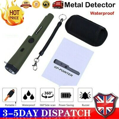 Automatic GP-POINTER Pin Pointer Probe Metal Detector Tuning Holster Protable UK • 13.29£