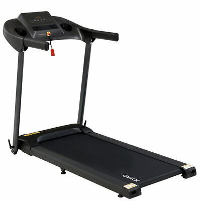 AU999.99 • Buy OVICX Electric Treadmill Home Gym Exercise Machine Fitness Equipment Compact