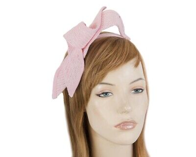AU54.37 • Buy Pink Spring Racing Bow Fascinator By Max Alexander. Latest Fashion. RRP: $99.95