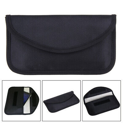 Cell Phone RF Signal Shielding Blocker Bag Jammer Pouch Case Anti Radiation Bags • 5.39£