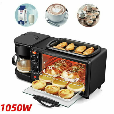 Mini Small Oven Cooker Compact Portable 9 Litre Home Table Top Grill Convenient • 57.57£