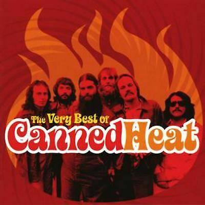 Very Best Of Canned Heat CD NEW • 5.75£