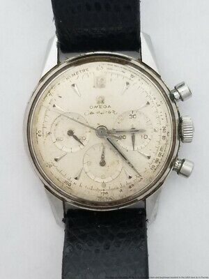$ CDN1361.70 • Buy Working Omega Seamaster Chronograph 321 2947/1 315.164 Steel Vintage Watch