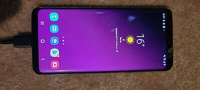 $ CDN102.50 • Buy Samsung Galaxy S9 SM-G960 - 64GB -Purple (Unlocked). Screen Cracked But Working.