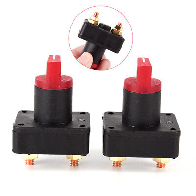 300A Battery Isolator Disconnect Cut Off Kill Switch Car Truck Boat Van Campe;UK • 4.69£