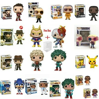 Funko POP Limited Edition Marvel Chase Action Figure Collection Toy Kids Gift UK • 13.96£