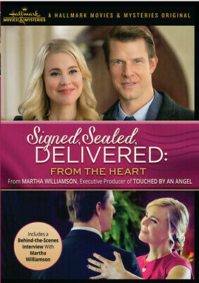 AU23.79 • Buy Signed, Sealed, Delivered: From The Heart [New DVD]