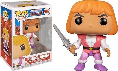 $11.28 • Buy Funko Pop Television: Masters Of The Universe™ - Prince Adam™ Vinyl Figure 47746