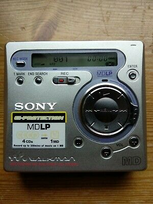 Sony Walkman MD MZ-R700PC Recording Mini Disc Player - Unit Only • 55£