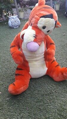 Large Official Disney Tigger Cuddly Toy • 15£