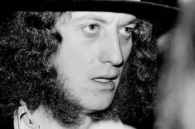 Noddy Holder From Slade Posed In Netherlands In 1971 2 OLD PHOTO • 4.63£